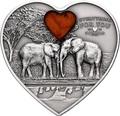 """Палау 5 долларов 2013.Слоны - """"Все для тебя"""".Арт.000351744913/60"""