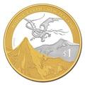 Новая Зеландия 1 доллар 2013. «Хоббит: Пустошь Смауга».Арт.000365346303