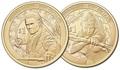 Новая Зеландия 1 доллар 2013. Набор из 2 никелевых монет. «Хоббит: Пустошь Смауга».Арт.000166346300