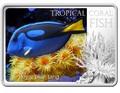 Ниуэ 1 доллар 2013. «Голубой Хирург» серия «Тропические коралловые рыбы».Арт.000322246463