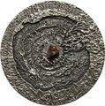 Ниуэ 1 доллар 2014. «Метеорит «Каньон –Дьябло».Арт.000395047331