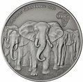 Гана 5 седи 2013.Слоны.Арт.000266346921/60