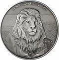 Габон 10000 франков 2013. «Лев».Арт.000345246967