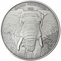 Габон 10000 франков 2012. «Слон».Арт.002223346920