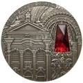 Ниуе 2 доллара 2014. «Зимний Дворец – Санкт-Петербург»