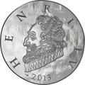 Франция 10 евро 2013. «Король Генрих IV» серия «1500 лет Французской истории»Арт.000154144845