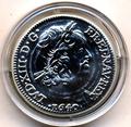 Франция 10 франков 2000. «Луидор Людовика XIII» серия «2000 лет Французским монетам».Арт.000400047549