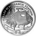 Британские Антарктические Территории 2 фунта 2013. «Научная станция – «Галлей VI».Арт.000210947181