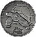 Токелау 5 долларов 2013. Гигантская черепаха.Арт.000238545468