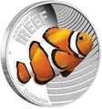 Австралия 50 центов 2010. «Рыба-Клоун» серия «Морская жизнь Австралии – Риф».Арт.000245738111
