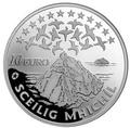 Ирландия 10 евро 2008. «Скеллинг-Майкл (Skellig Michael)- Скала Михаила».Арт.000122139191