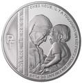 Франция 10 евро 2010. 100-летие Матери Терезы.Арт.000114033196