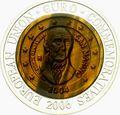 Корея 700 вон 2006. Памятные монеты Евросоюз – Сан-Марино – Бартоломео Боргези.Арт.000370547819