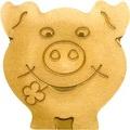Палау 1 доллар 2014.Свинья – символ удачи (Lucky Pig).Арт.000195148703