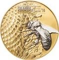 Острова Кука 5 долларов 2014.Пчела.Арт.000253248421/60