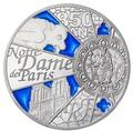 Франция 10 евро 2013.Собор Парижской Богоматери (Notre Dame de Paris) – Всемирное наследие Юнеско.Арт.000215843965