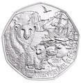 Австрия 5 евро 2014.Белый медведь – Очаровательная Арктика.Арт.000068648197/60