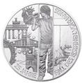 Австрия 20 евро 2014.25 лет падения «железного занавеса».Арт.000197848204