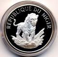 Нигер 10 франков 1968.Лев.Арт.000164247458