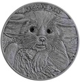 Ниуэ 2 доллара 2013.Лиса - детеныш(лисенок).
