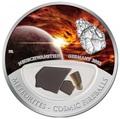 Фиджи 10 долларов 2012.Метеорит – Нойшванштайн (NEUSCHWANSTEIN) серия Космические шаровые молнии.Арт.000376941594