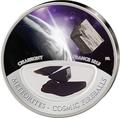 Фиджи 10 долларов 2013.Метеорит – Шассиньё (CHASSIGNY) серия Космические шаровые молнии.Арт.000307244830