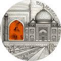 Палау 10 долларов 2014.Тадж-Махал серия Минералогическое искусство.Арт.000300049131/290Е