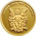 Конго 20 франков 2005.Рождество Христово.