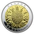 Канада 20 долларов 2014.Священных Учений - Истина-Черепаха.Арт.000490450367/60