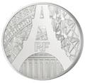 Франция 10 евро 2014.Эйфелева башня – 125 лет серия Всемирное наследие ЮНЕСКО.Арт.000176748504