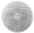 Франция 10 евро 2014 Баккара серия Коллекция Французского Совершенства (France 10E 2014 Baccarat French Excellency).Арт.000203449562/60