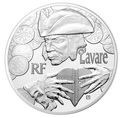 Франция 10 евро 2014.Мольер - Гарпагон серия Великие характеры французской литературы.
