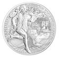 Франция 10 евро 2014.Вольтер - Кандид серия Великие характеры французской литературы.