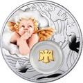 Ниуэ 1 доллар 2014.Символы счастья – Ангел.Арт.000197049071