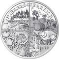 Австрия 10 евро 2013.Нижняя Австрия – Федеральные земли Австрии.Арт.000155543888