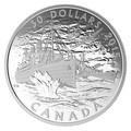 Канада 30 долларов 2015.Канадский Торговый Флот – Битва за Атлантику.Арт.60