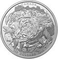 Канада 200 долларов 2015.Прибрежные воды серия Пейзажи Севера.Арт.000100050832/60
