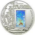 Камерун 1000 франков 2010.Туринская Плащаница (голограмма).Арт.000157032975/60