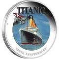 Тувалу 1 доллар 2012.Корабль -Титаник.Арт.000240646112/60