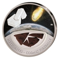 Фиджи 10 долларов 2013.Метеорит – Мерчисон (MURCHISON) серия Метеориты и Кометы.Арт.000316345789/60