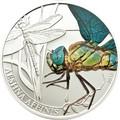 Палау 2 доллара 2010.Стрекоза - Мир насекомых.Арт.000151544302/60