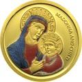 Палау 1 доллар 2008.Мадонна с младенцем.Арт.60