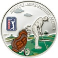 Острова Кука 5 долларов 2014.Гольф - PGA TOUR (Сумка для гольфа).Арт.000318646869/60