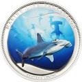 Палау 5 долларов 2010.Акула молот зубчатая (Scalloped Hammerhead) – Защита морской жизни.Арт.000135041857/60