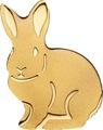Палау 1 доллар 2012.Кролик.Арт.000189242671/60