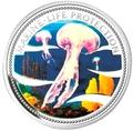 Палау 5 долларов 2001.Медуза – Защита морской жизни.Арт.000152545411/60