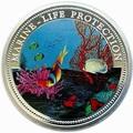 Палау 5 долларов 1994.Рыба клоун – Защита морской жизни.Арт.000086747781/60