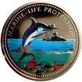 Палау 1 доллар 2000.Рыба-меч – Защита морской жизни.Арт.000031942308/60