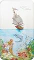 Палау 2 доллара 2012.Корабль Дельфин Русалка - Бесконечный рай.Арт.000201338967/60