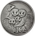 Конго 2000 франков 2013.Сурикаты.Арт.000274851083/60
